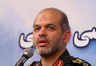 Iran drives away unidentified aircraft violating country's airspace