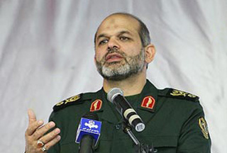 Iran-Iraq defense cooperation to boost regional security - DM