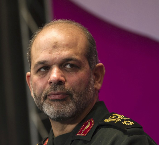 Iranian Defense Minister: U.S. military assets should not exist in Persian Gulf