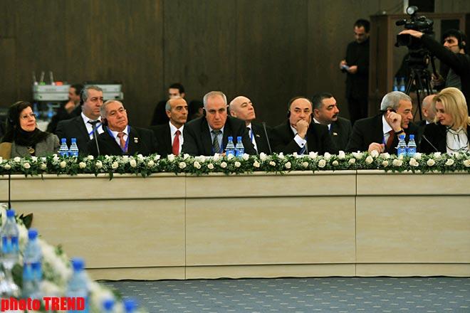 На международной конференции в Баку обсуждается политика модернизации (ФОТО) - Gallery Image