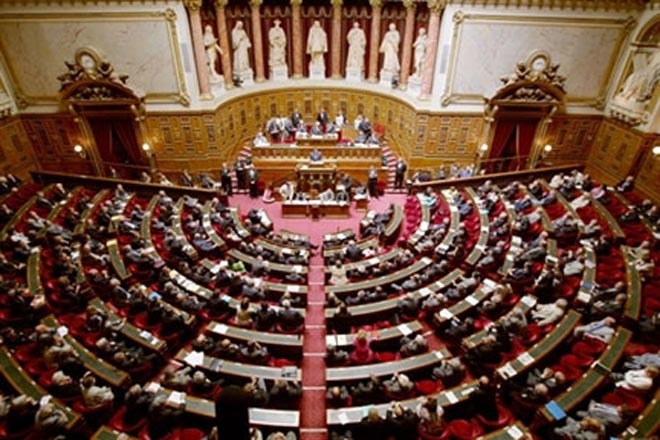 """French senators to appeal to Constitutional Council to repeal """"Armenian genocide"""" law"""