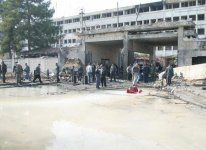 'Twin suicide bombs' hit Syrian capital - Gallery Thumbnail