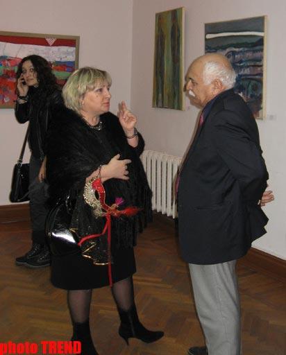 В Баку появилось новогоднее древо желаний (фотосессия) - Gallery Image