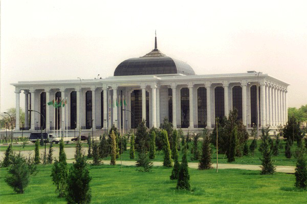 Turkmen parliament adopted law on political parties
