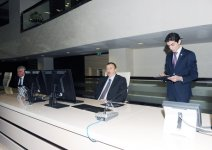 Azerbaijani President opens Intellectual Transport Management Center in Baku (PHOTO) - Gallery Thumbnail
