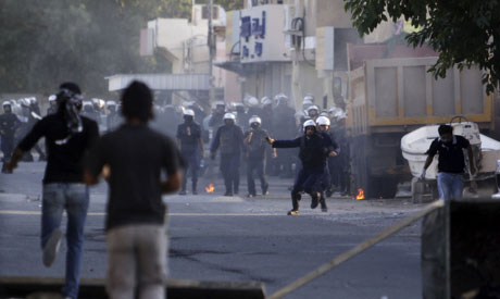 Bahrain rejects proposed march by opposition