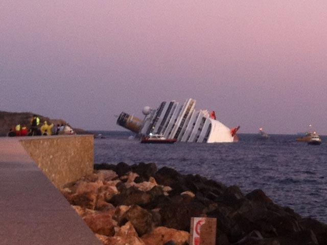 Search for missing in submerged parts of Costa Concordia ends