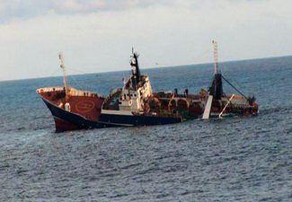 Bodies of two victims of Turkish tanker explosion are found