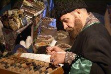 """В Тбилиси состоится премьера фильма """"Вестник рассвета"""", посвященного 200-летию Мирзы Фатали Ахундзаде (фотосессия) - Gallery Thumbnail"""