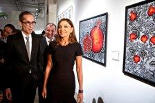 """Fly to Baku: Contemporary Art from Azerbaijan"" exhibition opens in London (PHOTO) - Gallery Thumbnail"