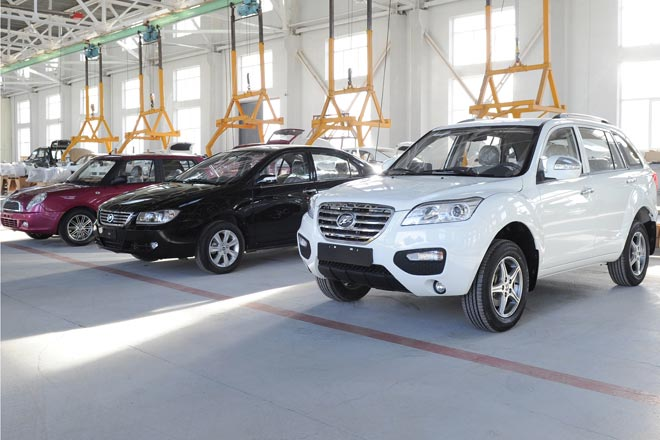 Azerbaijan increases production of cars by almost 5 times