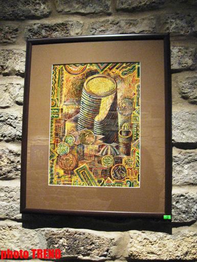 """Мир-Теймур Мамедов - хранитель вечности: """"Древний Баку в керамике и живописи"""" (фотосессия) - Gallery Image"""