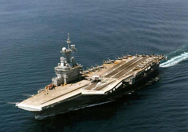 Media: France to send nuclear aircraft carrier to Persian Gulf