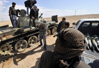 Сирийские повстанцы согласились создать общее командование