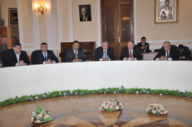 Ruling party: All forces must be mobilized for int'l recognition of Khojaly genocide (PHOTO)
