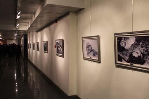 Türkiyənin Qazi Universitetində Xocalı soyqırımının ildönümü münasibətilə tədbir keçirilib (FOTO) - Gallery Image