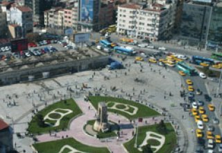 No May Day march on Taksim Square
