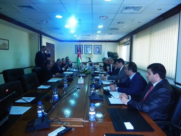 Азербайджан и Иордания обсудили перспективы взаимных инвестиций (ФОТО) - Gallery Image