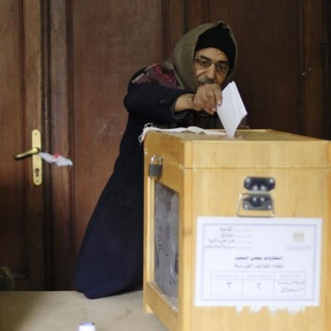 Egypt votes on divisive constitution amid violation claims