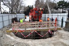 Bakının Sahil kollektorunda əsaslı təmir və təmizləmə işlərinə başlanıb (FOTO) - Gallery Thumbnail
