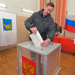 Putin gets 63.97% with over 98% of ballots counted