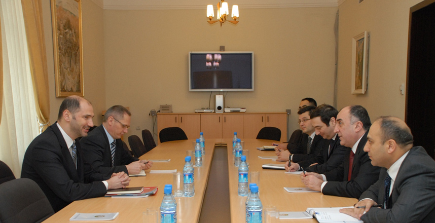 Croatia interested in developing cooperation with Azerbaijan in different spheres
