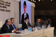 Founding congress of World Association of Azerbaijani Youth adopts declaration (PHOTO) - Gallery Thumbnail