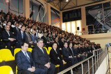 President Aliyev: Azerbaijan can hold any int'l sporting event (PHOTO) - Gallery Thumbnail