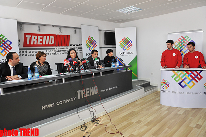 Azerbaijan launches campaign to support Baku's candidacy to host Olympic Games-2020 (PHOTO) - Gallery Image