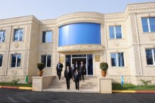 Azerbaijani President opens Children`s Technical Creative Center in Salyan (PHOTO) - Gallery Thumbnail