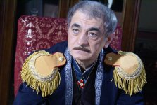 Двойной праздник народного артиста Азербайджана Фахраддина Манафова (фото) - Gallery Thumbnail