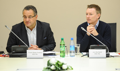 Audience to be amazed by Baku show - Eurovision-2012 reference group chairman - Gallery Image