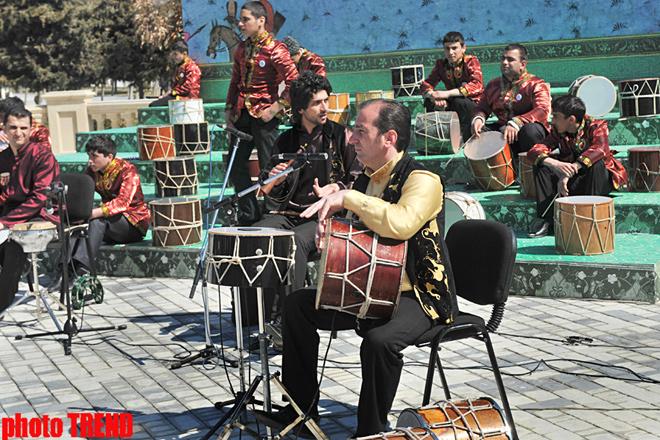 Azerbaijan today marks the Novruz holiday (PHOTO) - Gallery Image