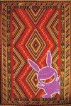 В Дубае представлены искаженные ковры ручной работы Фаига Ахмеда (фото) - Gallery Thumbnail