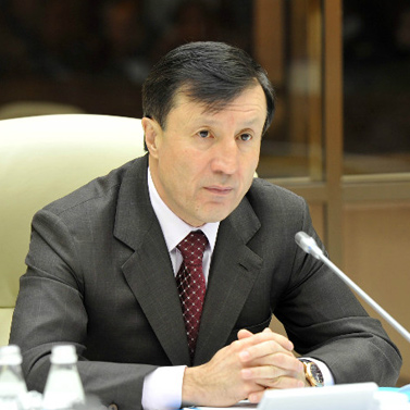 Kazakh Defence Minister meets with NATO Special Representative for Caucasus and Central Asia
