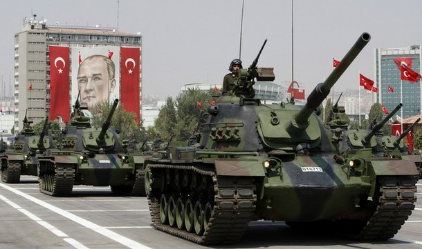 Turkey's defense industry to be nationalized