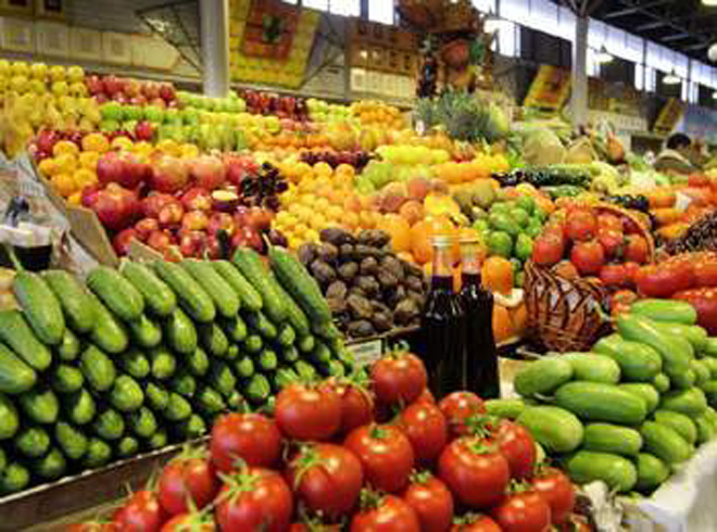 Turkey's exports of fruits, vegetables slightly up in October 2019