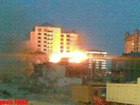 Fire in building under construction in Baku extinguished (PHOTO) - Gallery Thumbnail