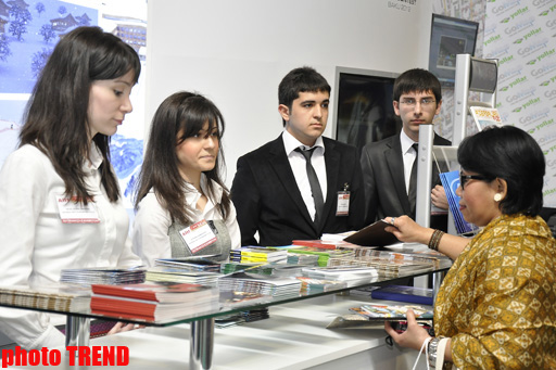 Azerbaijani Eleventh international exhibition AITF 2012 opens in Baku (PHOTO) - Gallery Image