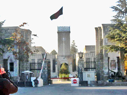 Italian embassy in Afghanistan staff not injured in rocket attack