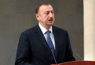 Azerbaijan achieved energy security, now provides it for others, president says