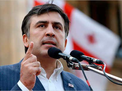 Saakashvili once again leaves open question of his political future