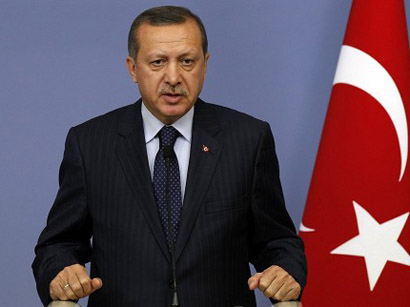 PM: Turkey opposes violating Syria's territorial integrity