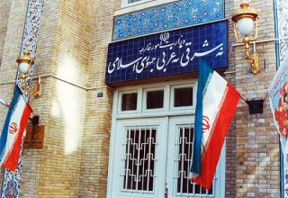 Iran strongly condemns disrespect for Prophet of Islam in France