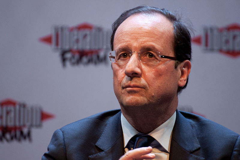 "Hollande says security of French Jews a ""national cause"""