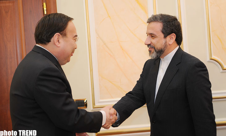 Iran ready to cooperate with Kazakhstan in field of nuclear non-proliferation - Gallery Image