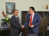 Azerbaijan, Lithuania discuss prospects for cooperation (PHOTO) - Gallery Thumbnail