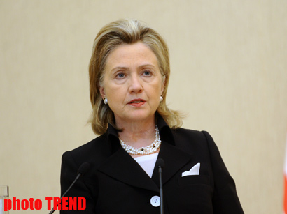 Syrian regime deliberately murdered civilians - Hillary Clinton