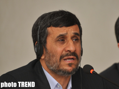 Ahmadinejad calls for a new world order based on compassion, justice