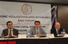 Baku hosts Forum of European Law Students Association (PHOTO) - Gallery Thumbnail